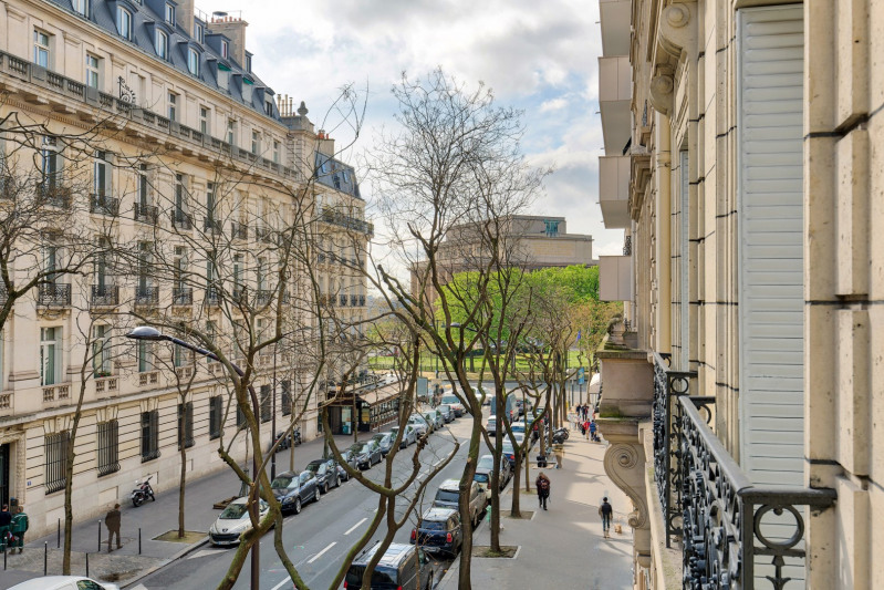 Vente de prestige appartement Paris 16ème 3 400 000€ - Photo 11