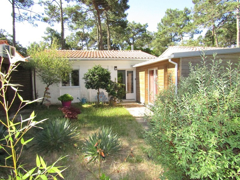 Location vacances maison / villa Lacanau-ocean 518€ - Photo 1