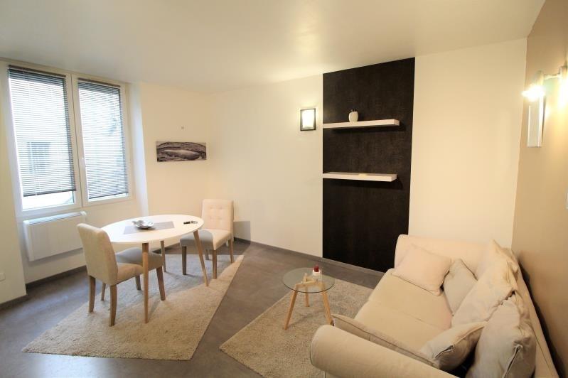 Verkoop  appartement Voiron 88000€ - Foto 4