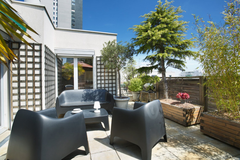 Deluxe sale apartment Neuilly-sur-seine 1680000€ - Picture 14