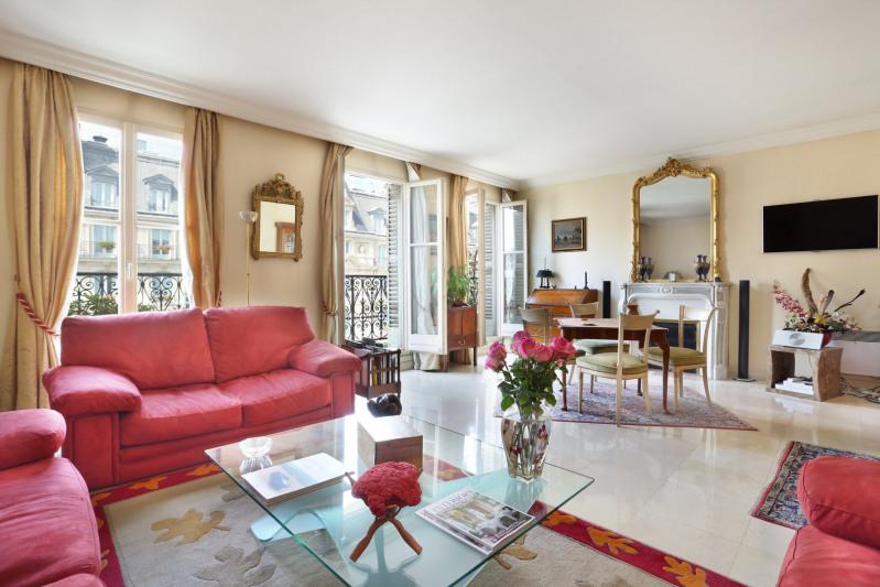 Vente de prestige appartement Paris 8ème 1365000€ - Photo 1