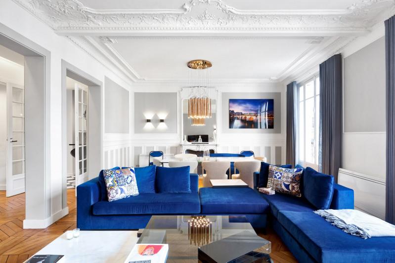 Revenda residencial de prestígio apartamento Paris 16ème 1790000€ - Fotografia 6
