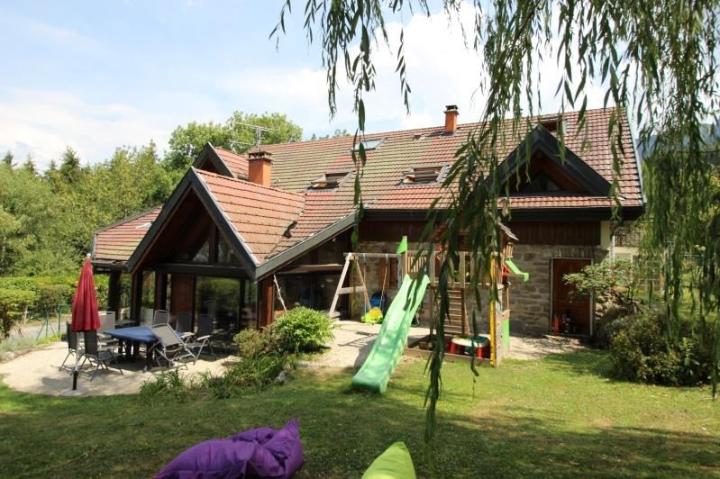 Deluxe sale house / villa Saint sixt 630 000€ - Picture 1