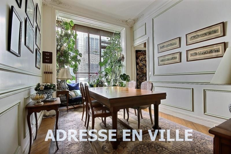 Deluxe sale apartment Paris 9ème 1 100 000€ - Picture 3