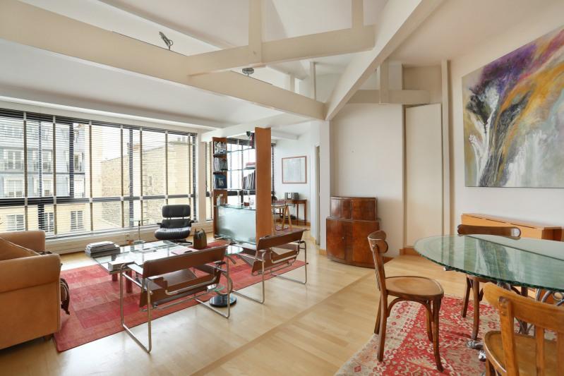 Deluxe sale apartment Paris 8ème 1390000€ - Picture 2