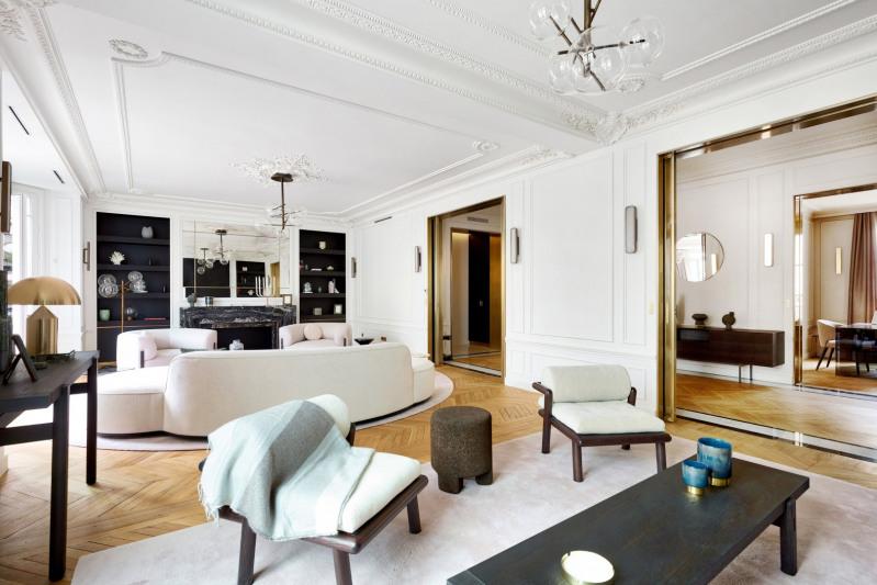 Immobile residenziali di prestigio appartamento Paris 16ème 6500000€ - Fotografia 5