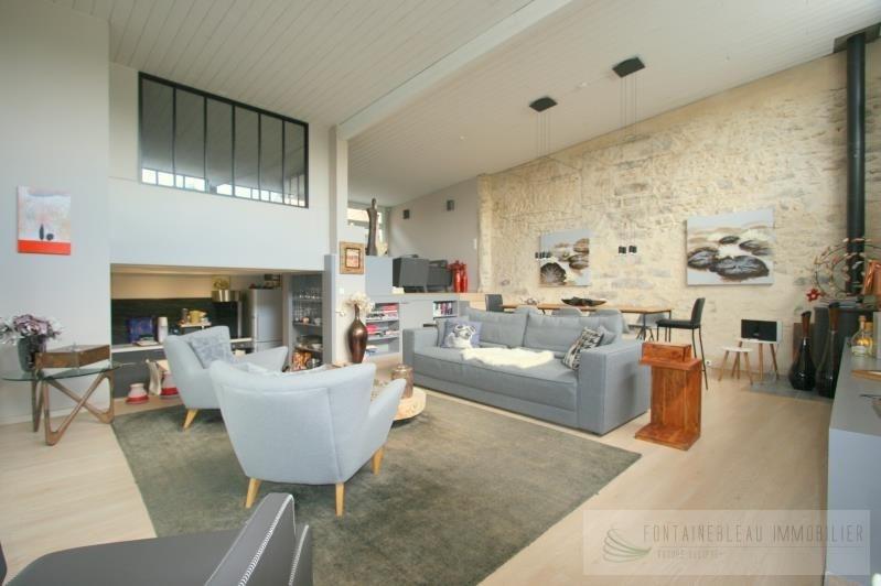 Sale loft/workshop/open plan Thomery 314000€ - Picture 9