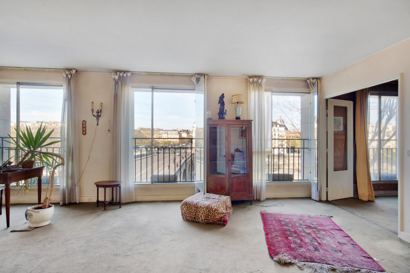 Venta de prestigio  apartamento Paris 4ème 1295000€ - Fotografía 3