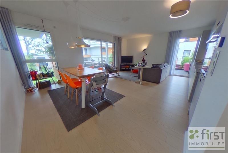 Sale apartment Annecy le vieux 545000€ - Picture 2