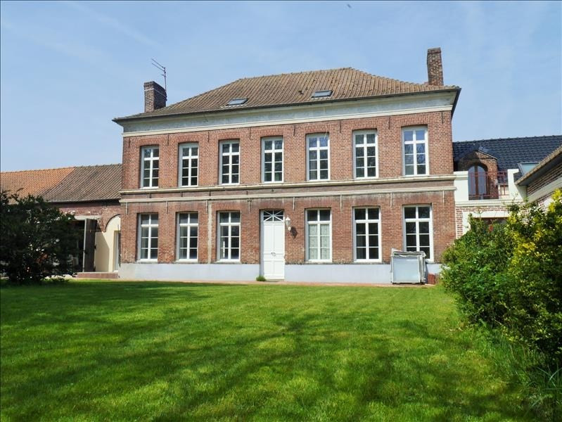 Deluxe sale house / villa Lapugnoy 280800€ - Picture 1