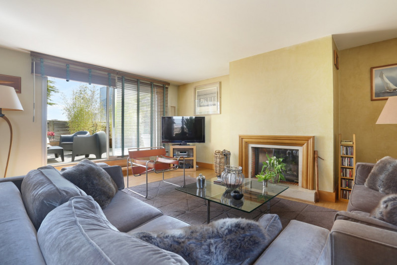 Deluxe sale apartment Neuilly-sur-seine 1680000€ - Picture 2