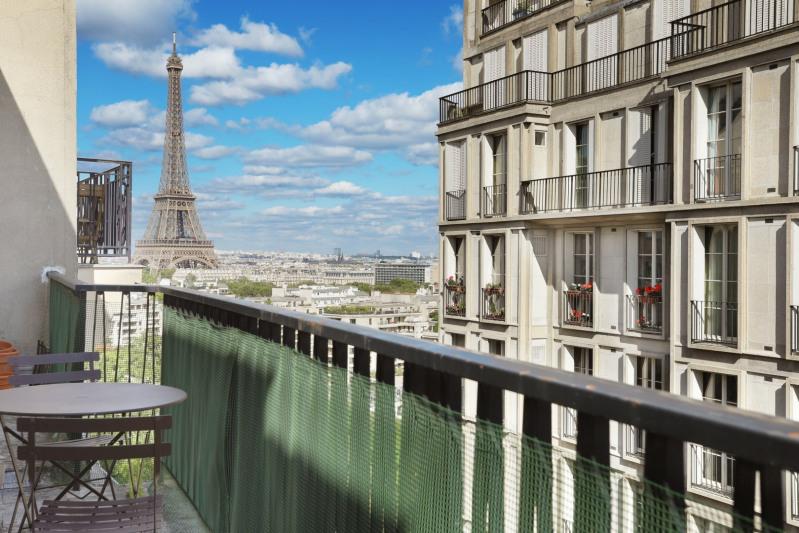 Paris XVIe - Raynouard - Passy
