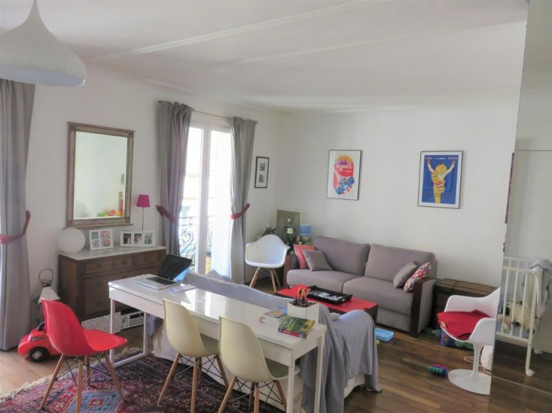 Sale apartment Paris 18ème 610000€ - Picture 2