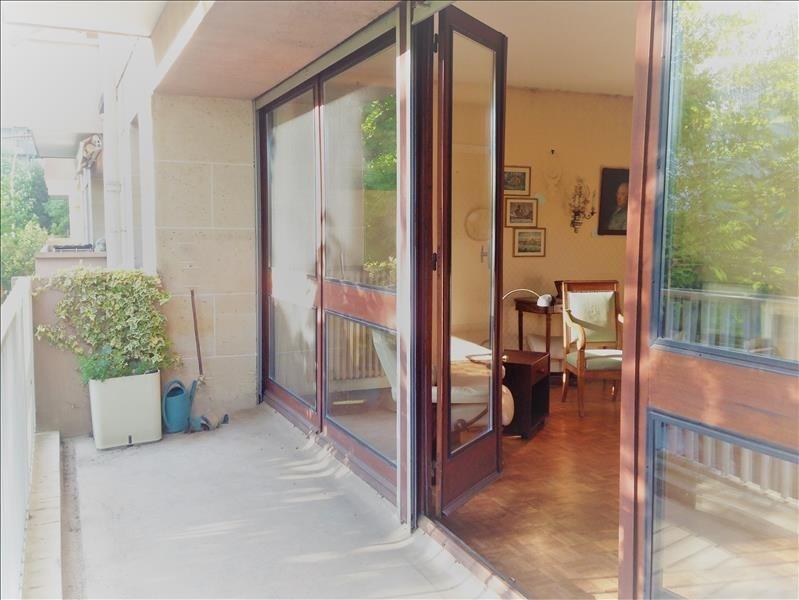 Vente appartement St cloud 620000€ - Photo 1