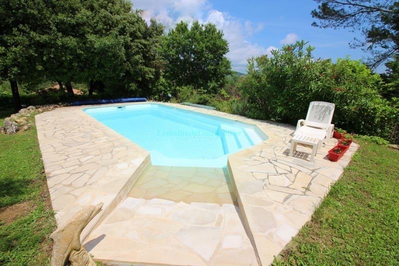 Vente maison / villa Le tignet 370000€ - Photo 2