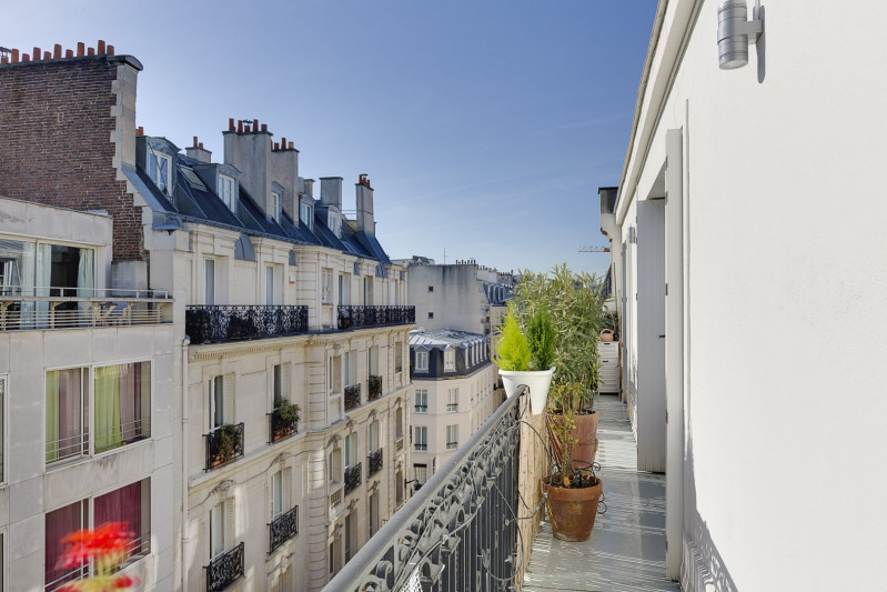 Venta de prestigio  apartamento Paris 16ème 2235000€ - Fotografía 2
