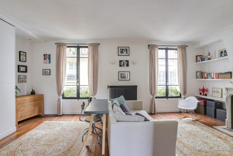 Rental apartment Paris 16ème 2000€ CC - Picture 5