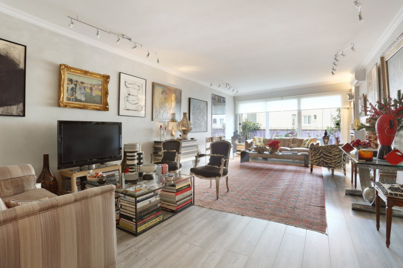 Deluxe sale apartment Neuilly-sur-seine 1490000€ - Picture 1
