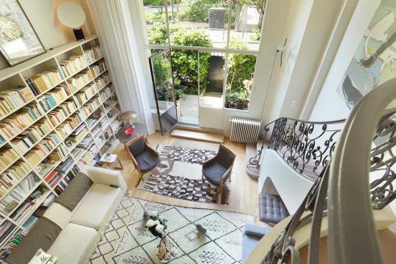 Revenda residencial de prestígio apartamento Paris 16ème 1990000€ - Fotografia 4