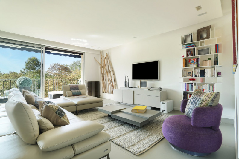 Deluxe sale apartment Neuilly-sur-seine 2450000€ - Picture 4