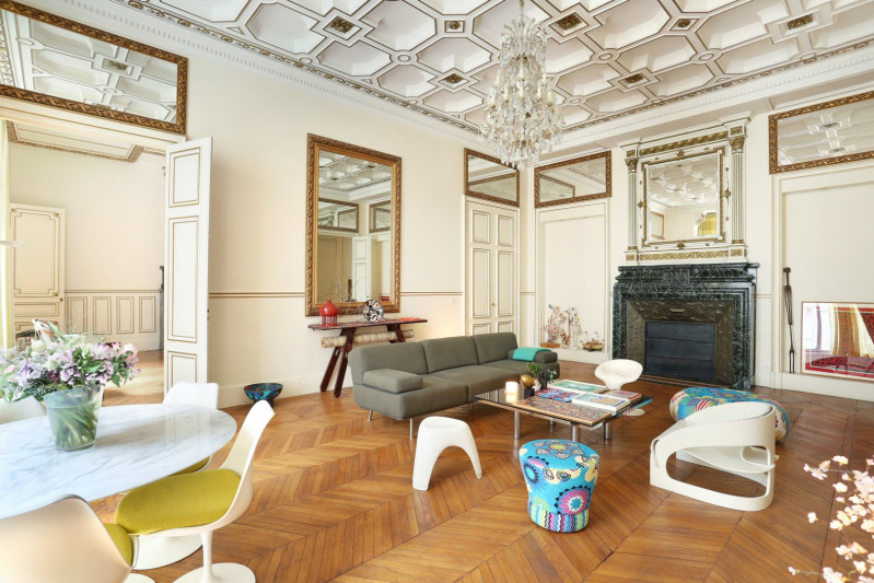 Vente de prestige appartement Paris 16ème 2 650 000€ - Photo 4