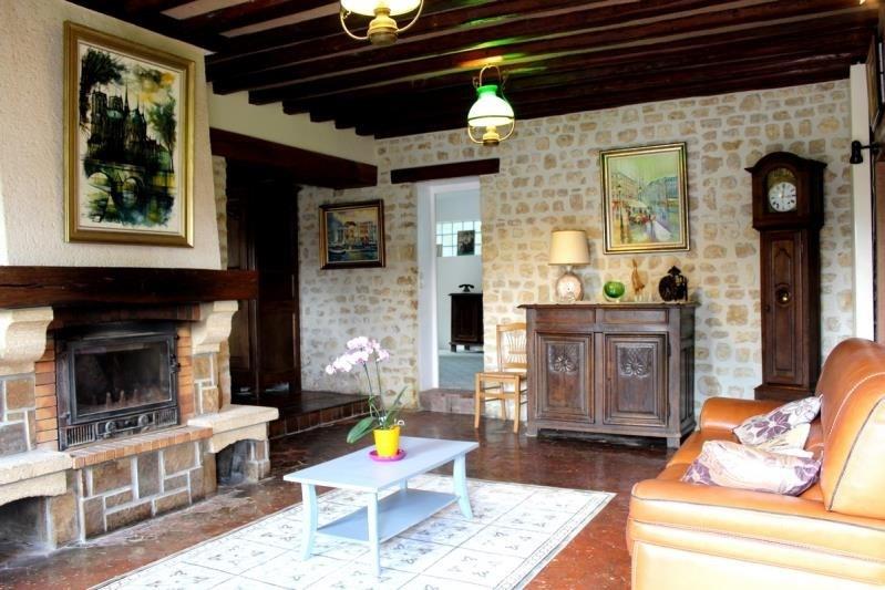 Sale house / villa Verneuil sur avre 410000€ - Picture 16