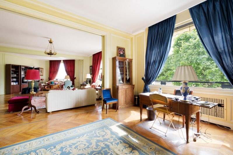 Deluxe sale apartment Paris 16ème 2900000€ - Picture 1