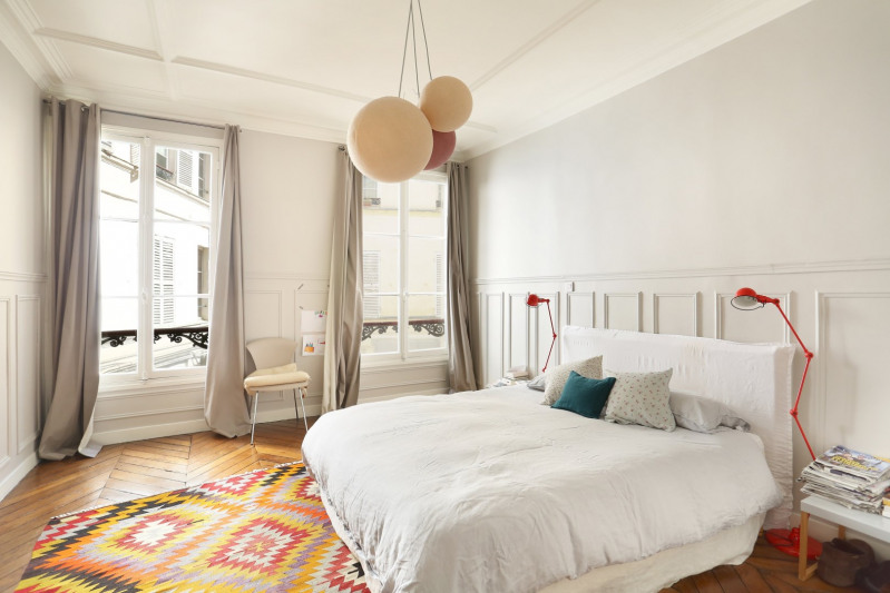 Vente de prestige appartement Paris 9ème 1545000€ - Photo 8
