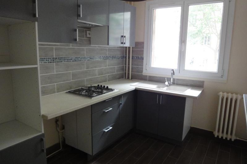 Rental apartment Paris 20ème 1213€ CC - Picture 2