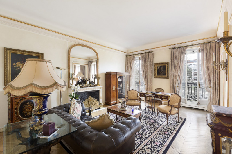 Verkauf von luxusobjekt wohnung Paris 16ème 7350000€ - Fotografie 5