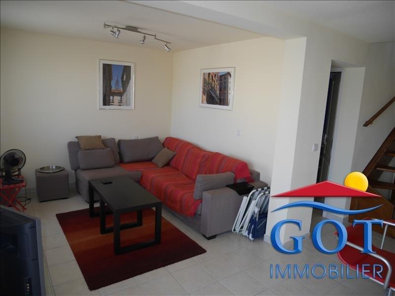 Verkoop  appartement St laurent de la salanque 149000€ - Foto 3