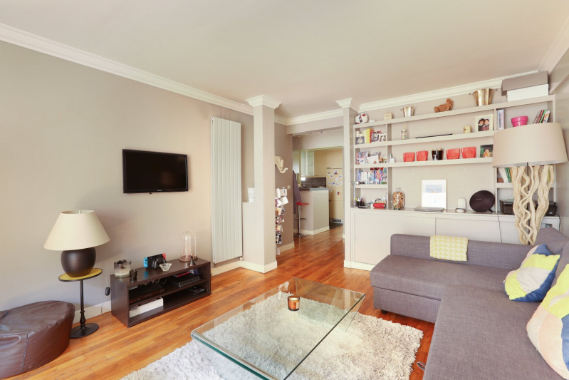 Vente de prestige appartement Paris 17ème 570000€ - Photo 3
