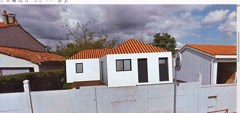 Sale house / villa Saint leger sous cholet 170000€ - Picture 1