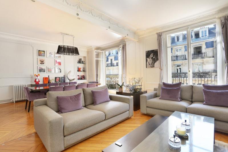 Revenda residencial de prestígio apartamento Paris 16ème 2120000€ - Fotografia 1