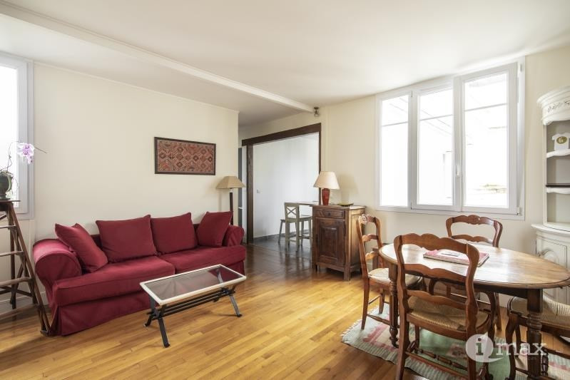 Vente appartement Courbevoie 410 000€ - Photo 1