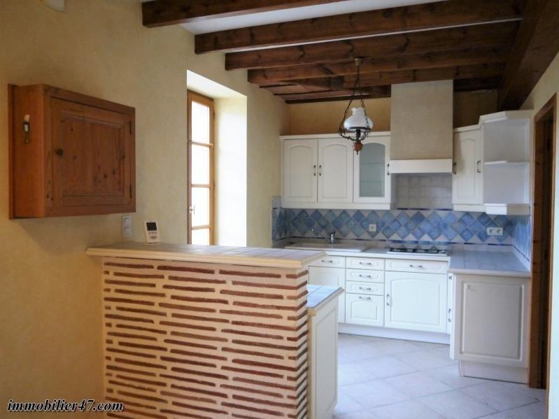 Location maison / villa Verteuil d agenais 510€ CC - Photo 6