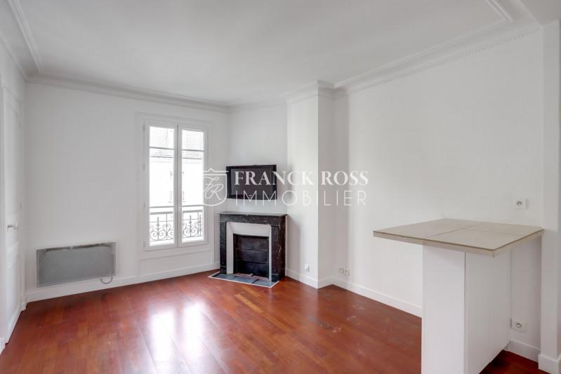 Sale apartment Puteaux 260000€ - Picture 1
