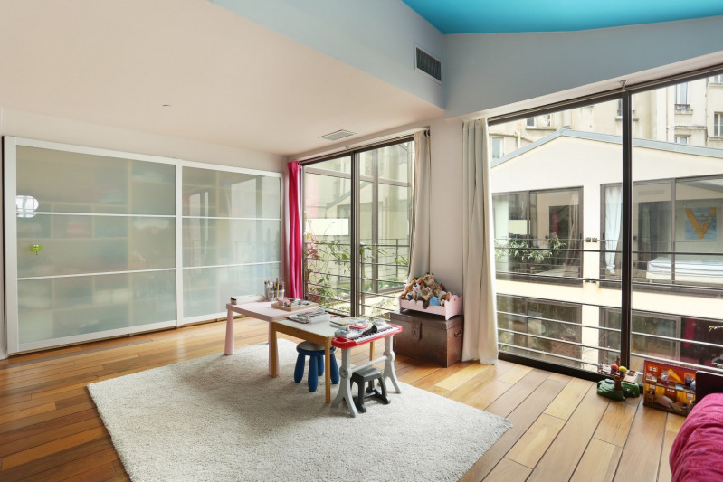 Revenda residencial de prestígio loft Paris 15ème 4495000€ - Fotografia 6