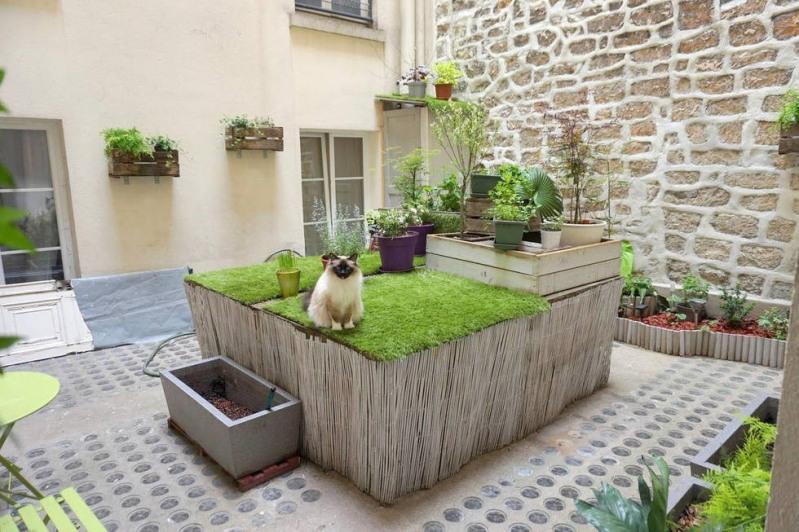 Deluxe sale apartment Paris 10ème 1040000€ - Picture 1