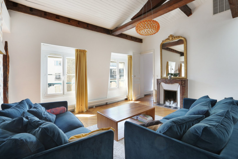 Vente de prestige appartement Paris 9ème 770000€ - Photo 5