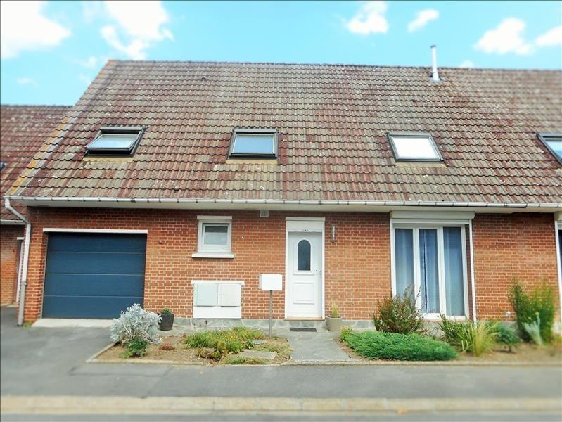 Vente maison / villa Fouquieres les bethune 163000€ - Photo 1