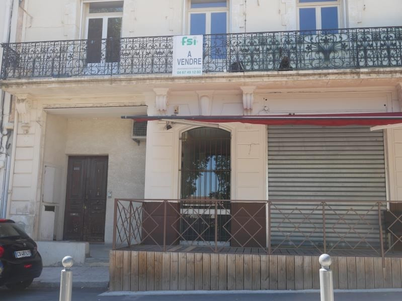 Vente local commercial Beziers 108000€ - Photo 1