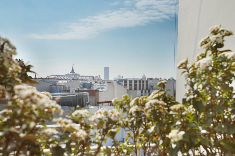 Vente de prestige appartement Paris 8ème 1100000€ - Photo 9
