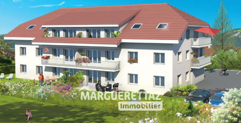 Sale apartment Marnaz 205 500€ - Picture 1