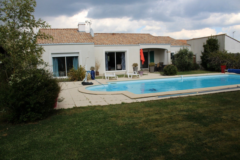 Vente maison / villa Chateau d olonne 467 000€ - Photo 9