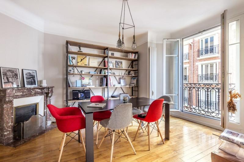 Vente appartement Paris 18ème 880000€ - Photo 1