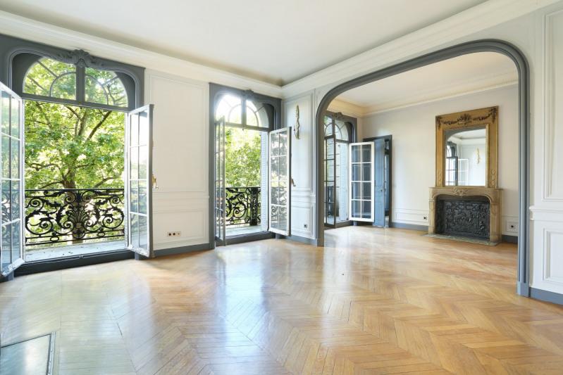 Verkoop van prestige  appartement Paris 16ème 2495000€ - Foto 2
