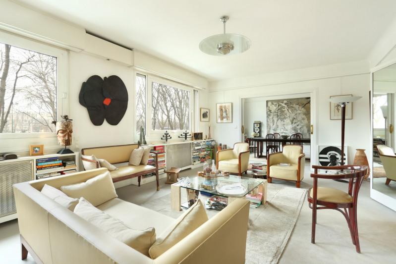 Revenda residencial de prestígio apartamento Paris 7ème 1810000€ - Fotografia 1