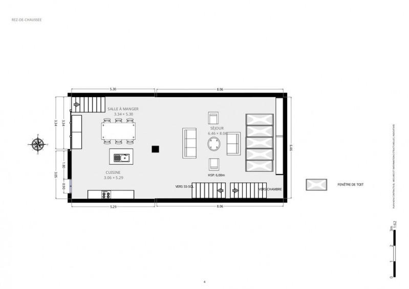 Deluxe sale apartment Paris 19ème 1365000€ - Picture 13