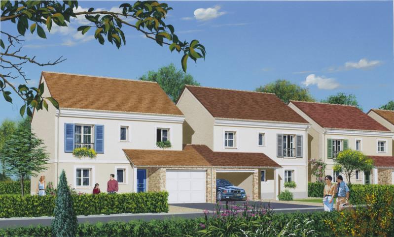 Domaine de la brie programme immobilier neuf villeneuve st denis propos par france pierre - Piscine pierre de coubertin saint denis ...